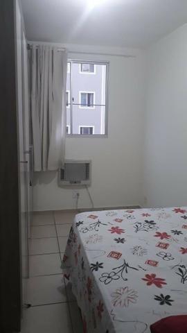 Vendo apartamento no condomínio Chapada Imperial com 2/4 sendo 1 suíte e sacada - Foto 3