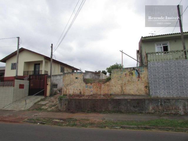 Terreno à venda, 440 m² por R$ 420.000,00 - Capão Raso - Curitiba/PR - Foto 3