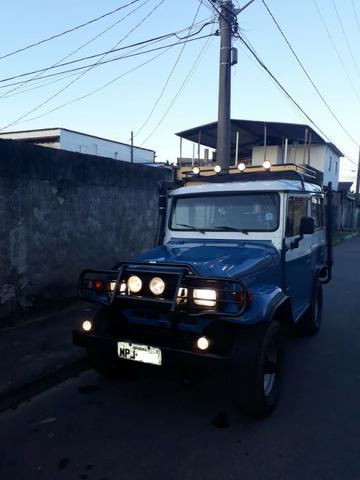 Jeep Toyota bandeirantes 90 - Foto 5