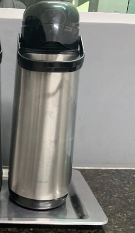 Garrafa de café 1,8 litros Termolar - Inox