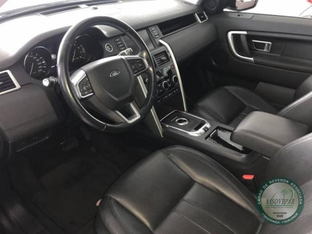 LAND ROVER DISCOVERY SPORT HSE 2.0 (7 LUGARES) AUT./2015 - Foto 10