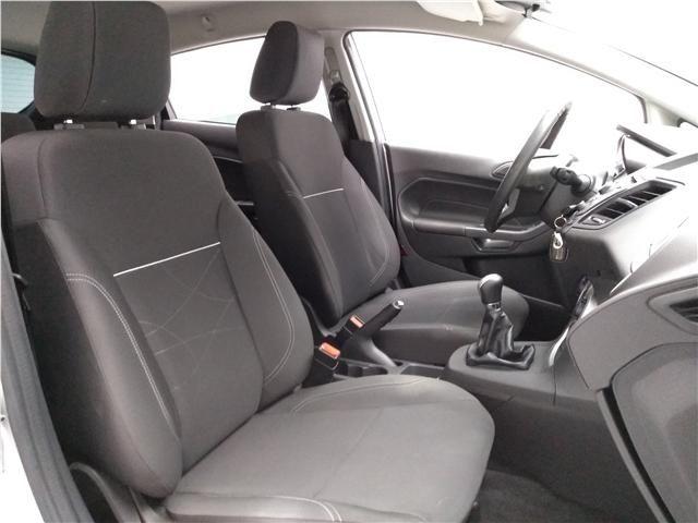 Ford Fiesta 1.6 sel hatch 16v flex 4p manual - Foto 10