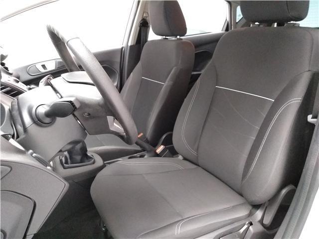 Ford Fiesta 1.6 sel hatch 16v flex 4p manual - Foto 9