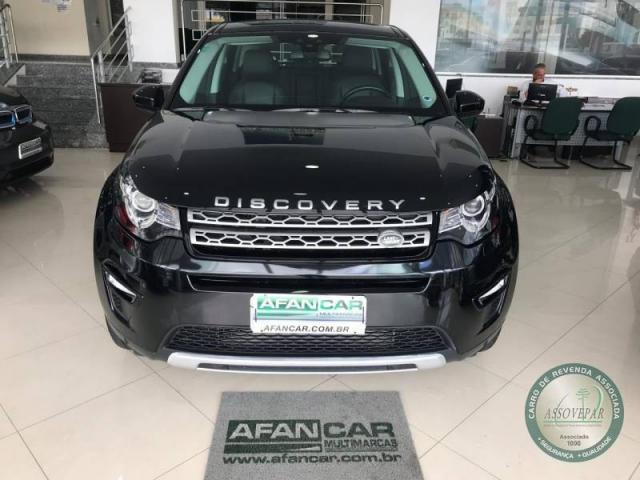 LAND ROVER DISCOVERY SPORT HSE 2.0 (7 LUGARES) AUT./2015 - Foto 2