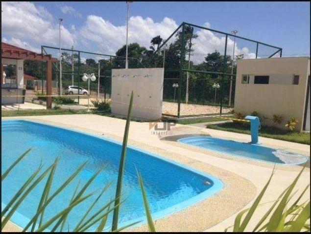 Apartamento com 2 dormitórios à venda, 51 m² por R$ 70.494,26 - Zona Rural - Iranduba/AM - Foto 6