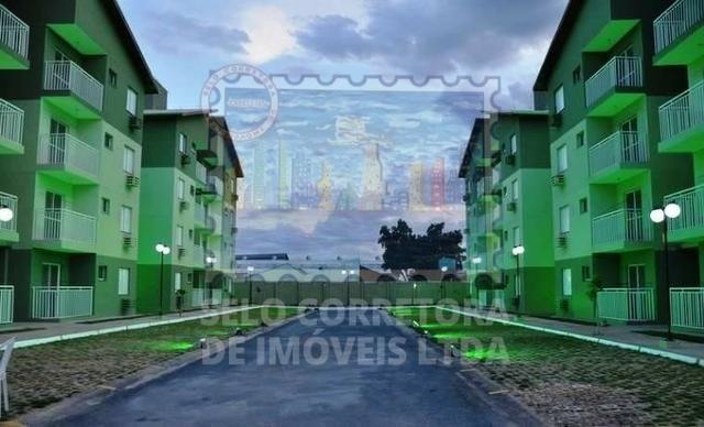 Otimo Apartamento no Condominio Residencial Costa Verde em VG - Foto 9