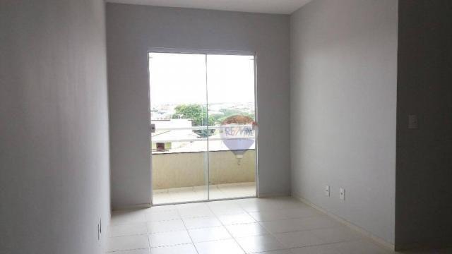 Apartamento residencial à venda, Lagoa Seca, Juazeiro do Norte. - Foto 3