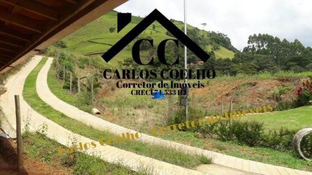 Cód: 95 TH Chácara em Córrego Santo Antônio em São Pedro da Serra - Foto 4