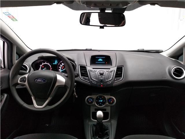 Ford Fiesta 1.6 sel hatch 16v flex 4p manual - Foto 12
