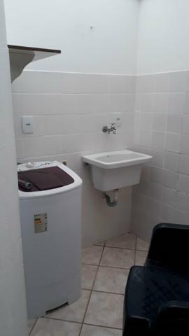Apartamento 1/4 semi-mobiliado em local tranquilo no Saboeiro - Foto 10