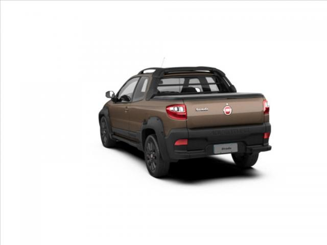FIAT STRADA 1.8 MPI ADVENTURE CD 16V FLEX 3P MANUAL - Foto 8