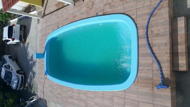 Aluga-se casa para temporada na praia de Jatobá, com piscina - Foto 14