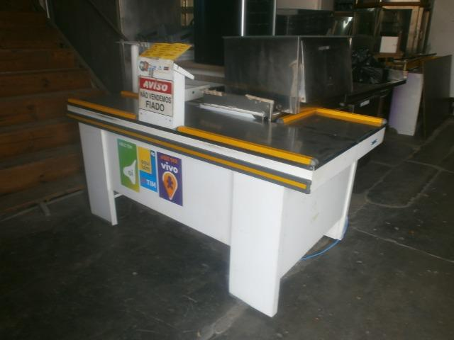 Balcão caixa de mercado - check out - Foto 6