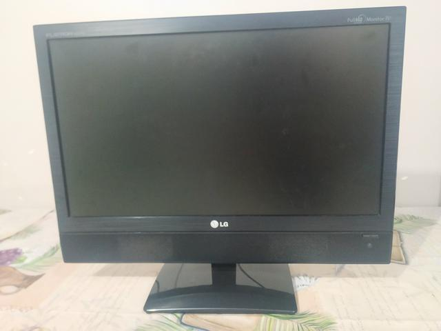 Monitor TV LG