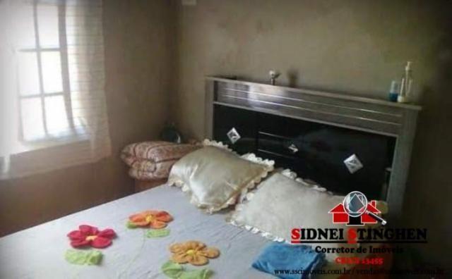 Casa com 02 dormitórios, na praia de Bal. Barra do Sul - SC - Foto 8