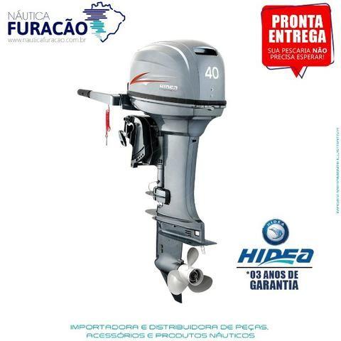 Motor de Popa Hidea 40hp Manual