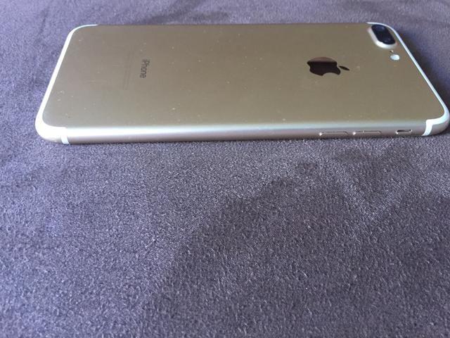 Iphone 7 plus gold 256 gigas - Foto 5