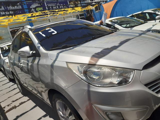 Ix35 2013 2.0 aut /aprovo com score baixo/sem cnh/sem comprovação de renda