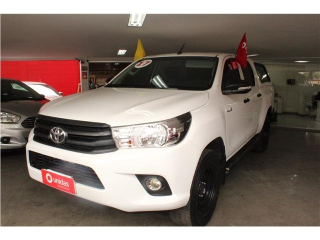 Toyota Hilux Cd Std Mt 4x4 2.8 4P 2017 - Excelente Estado ( IPVA 20 + Transferência ) - Foto 2