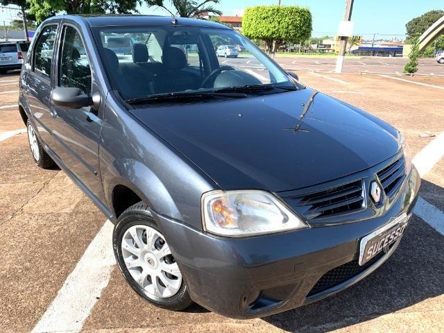 Renault / Logan Expression 1.0 Flex - (Com Direção Hidráulica) -