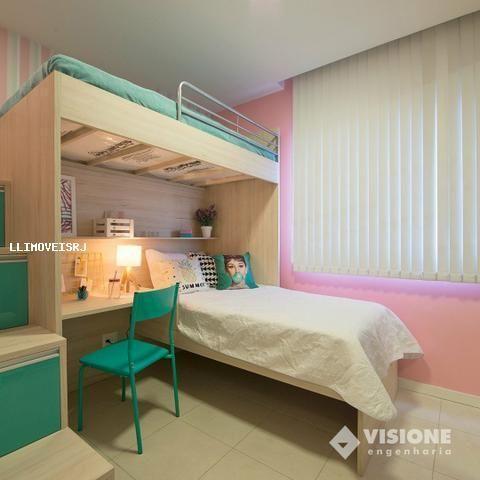Apartamento para Venda em Nova Iguaçu, Centro, 3 dormitórios, 1 suíte, 1 banheiro, 2 vagas - Foto 6