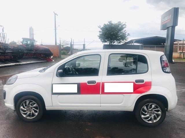 1159 - Fiat Uno Attractiv 1.0 4P Flex - Foto 3