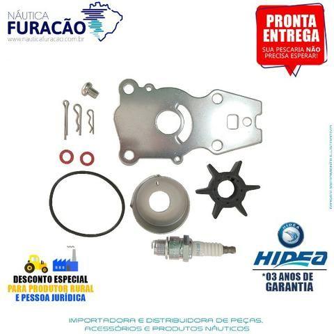 Motor de Popa Hidea 40hp Manual - Foto 8