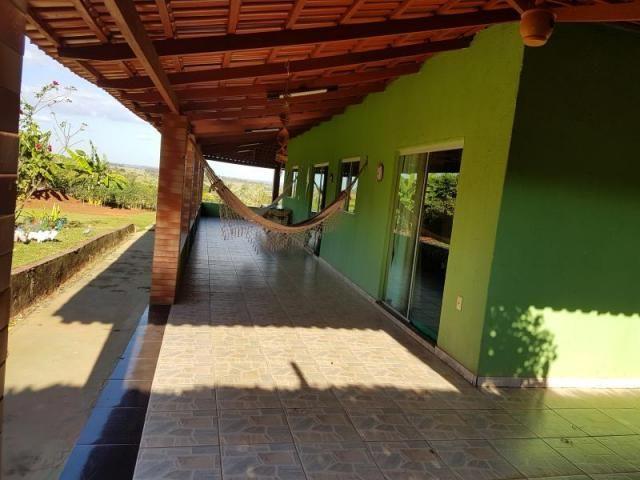 Chácara à venda com 3 dormitórios em Zona rural, Santa barbara de goias cod:em518 - Foto 15