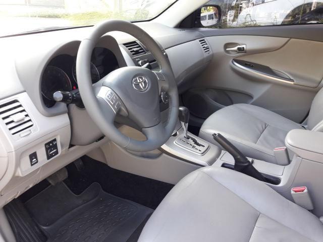 TOYOTA Corolla 1.8 16V 4P XEI FLEX AUTOMÁTICO - Foto 5
