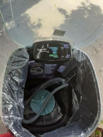 Lavadora tanquinho nova e maquina faz tudo - Foto 2