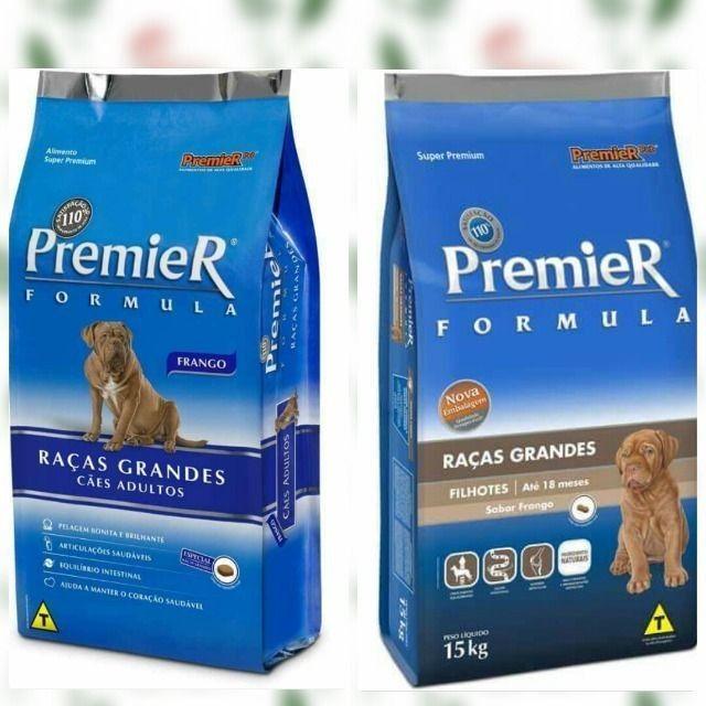 Ração Premier de 15 e 20 KG para Cães - Foto 3
