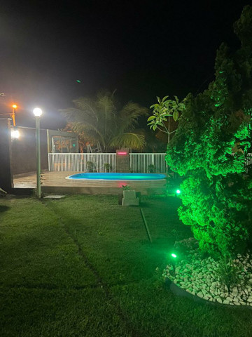 Casa ampla 6 quartos churrasqueira, piscina vendo - Foto 3