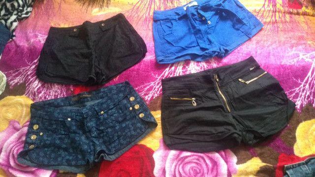 Shorts, Bermudas, Calças e Blusas 35,00 - Foto 3