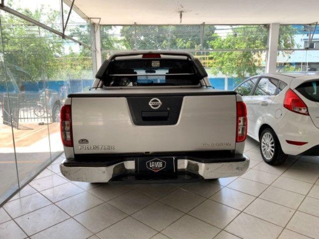Nissan Frontier Platinum 2.5 2014 - Foto 3