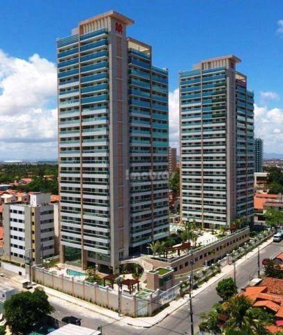 Apartamento à venda, 74 m² por R$ 580.000,00 - Engenheiro Luciano Cavalcante - Fortaleza/C - Foto 2