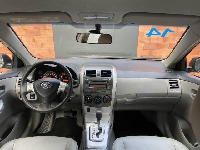 Toyota Corolla 1.8 GLI 16V FLEX 4P AUTOMÁTICO - Foto 8
