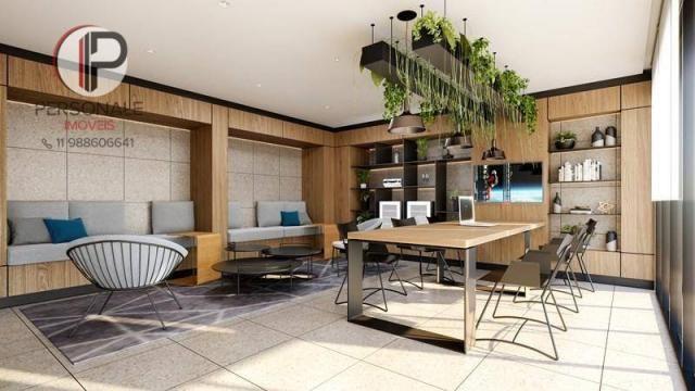 Studio com 1 dormitório à venda, 21 m² por R$ 340.990,00 - Vila Madalena - São Paulo/SP - Foto 11