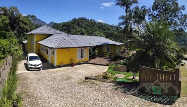 Casa de condomínio à venda com 5 dormitórios em Itaipava, Petrópolis cod:2409 - Foto 2