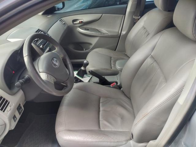 Toyota corolla 2009 1.8 xei 16v flex 4p manual - Foto 14