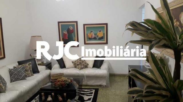 Apartamento à venda com 3 dormitórios em Tijuca, Rio de janeiro cod:MBAP33262 - Foto 2