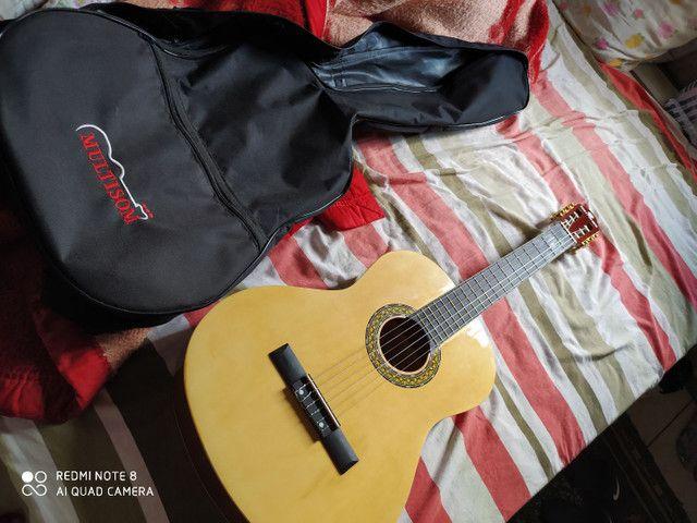 Vendo violão novo - Foto 6