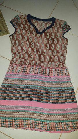 Vestido 10 reais e conjunto 10  - Foto 4