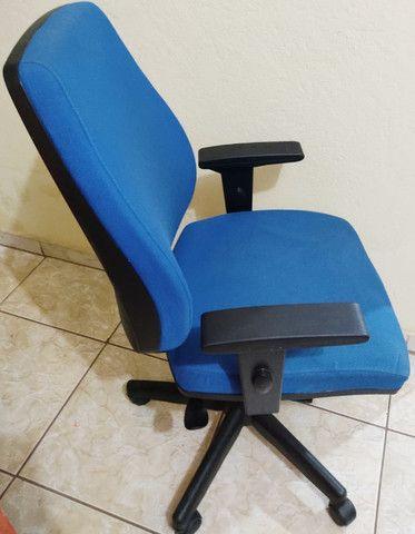 Cadeira giratória escritório home office