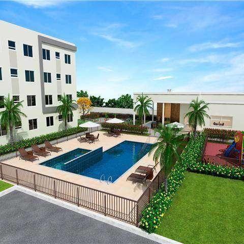 Príncipe de Viana - Apartamento 2 quartos em Presidente Prudente, SP - 45m² - ID4070 - Foto 2