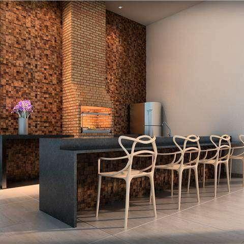 Príncipe de Viana - Apartamento 2 quartos em Presidente Prudente, SP - 45m² - ID4070 - Foto 4