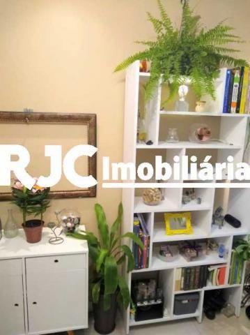 Apartamento à venda com 1 dormitórios em Humaitá, Rio de janeiro cod:MBAP10246 - Foto 19