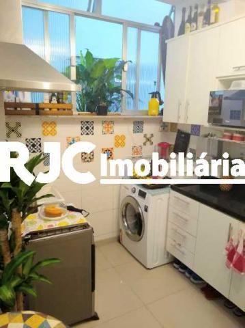 Apartamento à venda com 1 dormitórios em Humaitá, Rio de janeiro cod:MBAP10246 - Foto 11