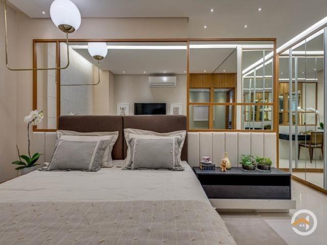 Apartamento à venda com 4 dormitórios em Setor bueno, Goiânia cod:3405 - Foto 8