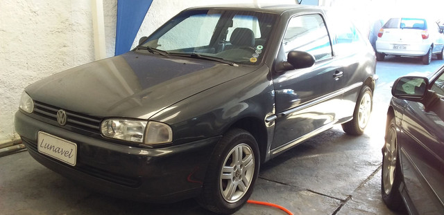VW Gol Star 1.6 único dono completo menos ar - 1998