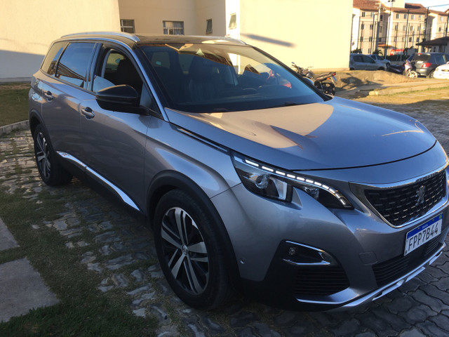 Peugeot 5008 GRIFFE AT 1.6 2018